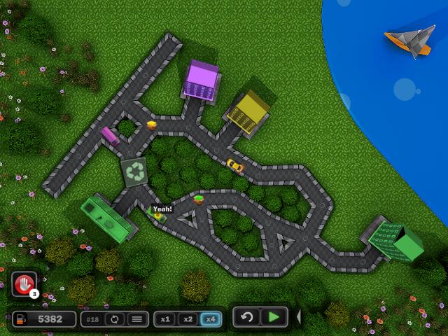Traffic Wonder - Screenshot