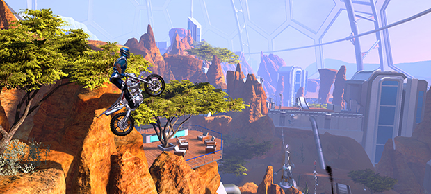 Let's Play: Trials Fusion: Empire of the Sky