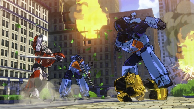 Transformers Devastation ps4 review