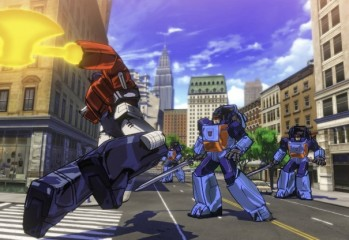 Transformers Devastation xbox review