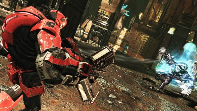 Transformers: Fall of Cybertron - Screenshot 03
