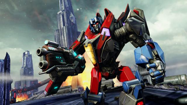 Transformers: Fall of Cybertron - Screenshot 04