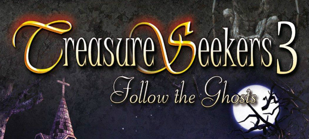 Let's Play: Treasure Seekers 3: Follow the Ghosts