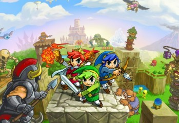 Tri Force Heroes review