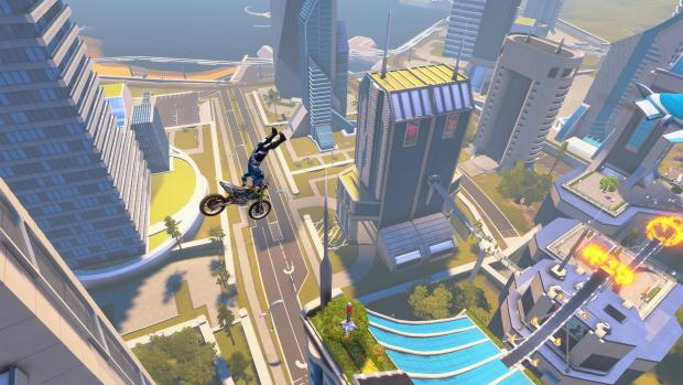 Trials Fusion tricks