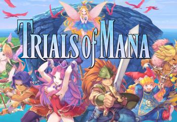 Trials of Mana trailer
