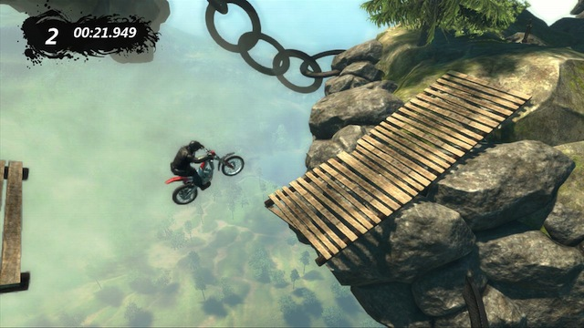 Trials Evolution - Bridge