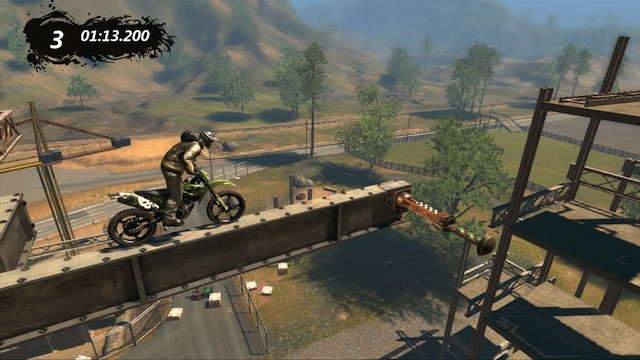 Trials Evolution - Heights