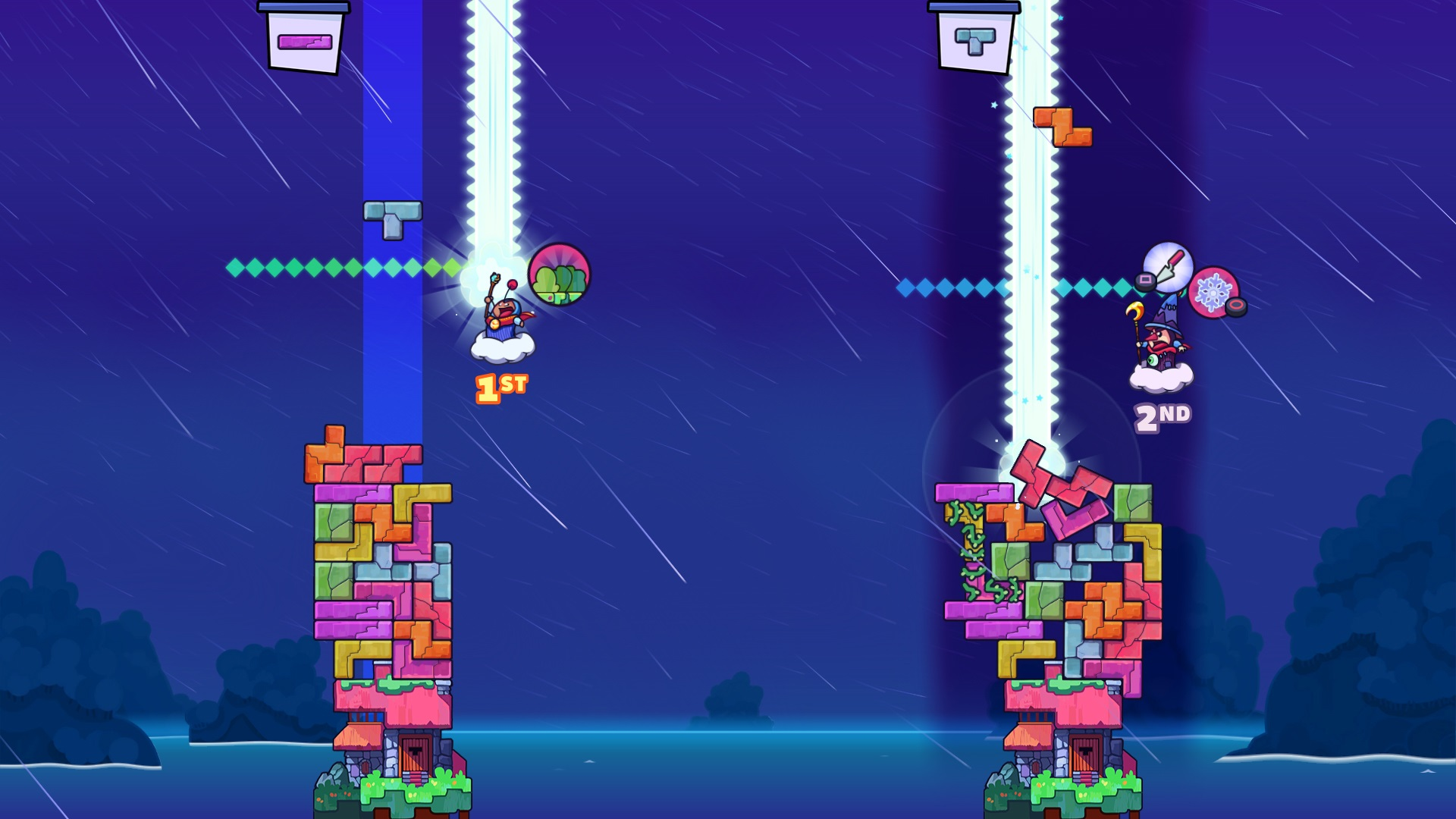 Tricky Towers PS4 review