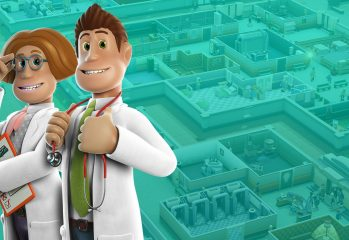 Two Point Hospital competition