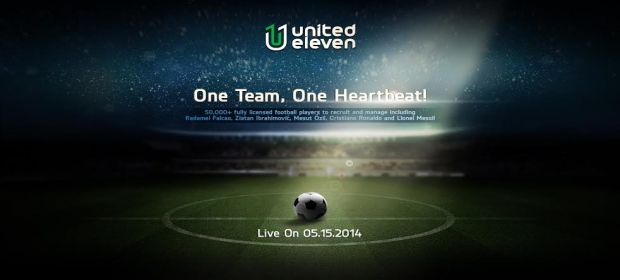 United Eleven Has Over 50,000 Licensed Players