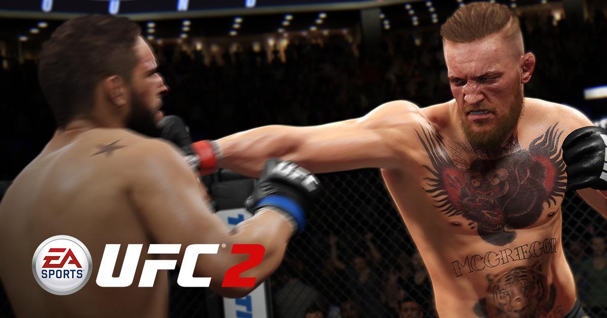 UFC 2 Conor