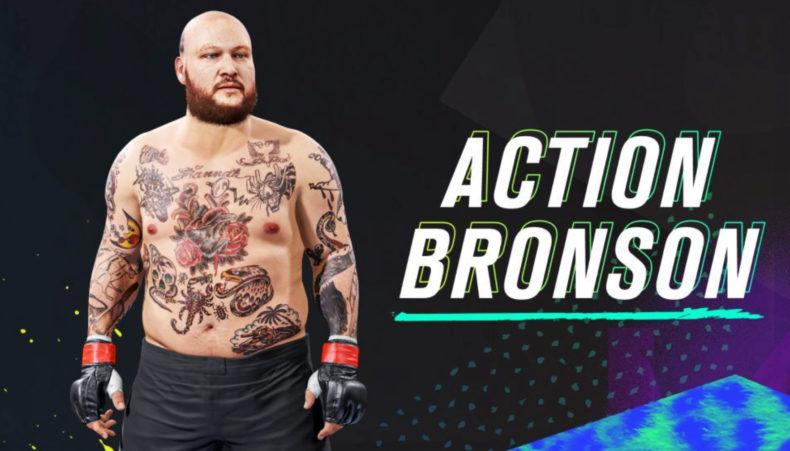 UFC 4 Action Bronson