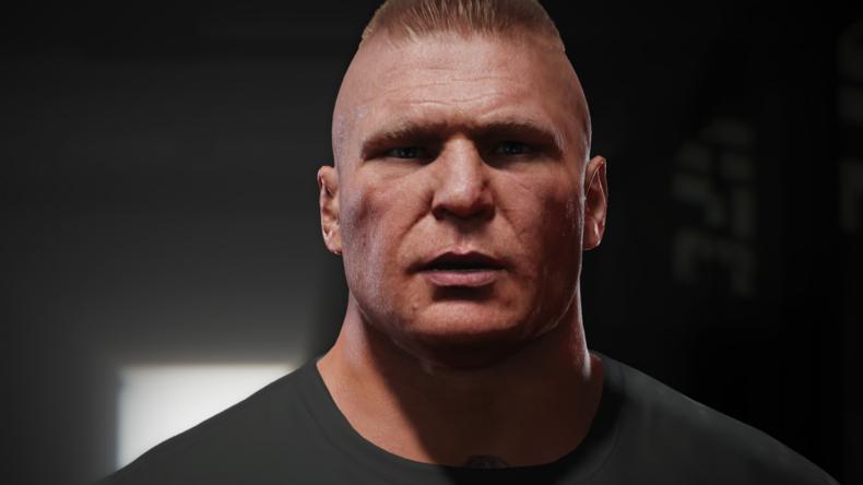 Brock Lesnar UFC 4