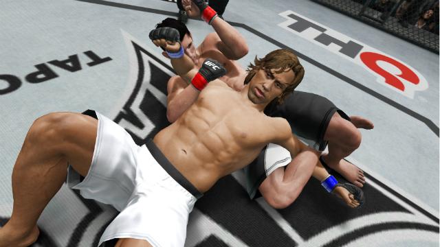 UFC Undisputed 3 - Arm Lock