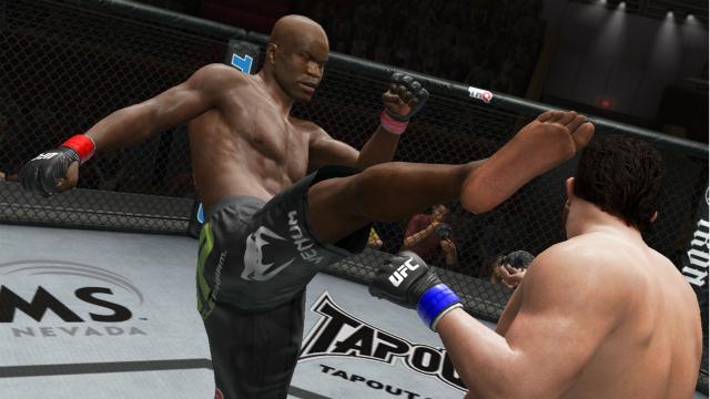 UFC Undisputed 3 - Face Kick