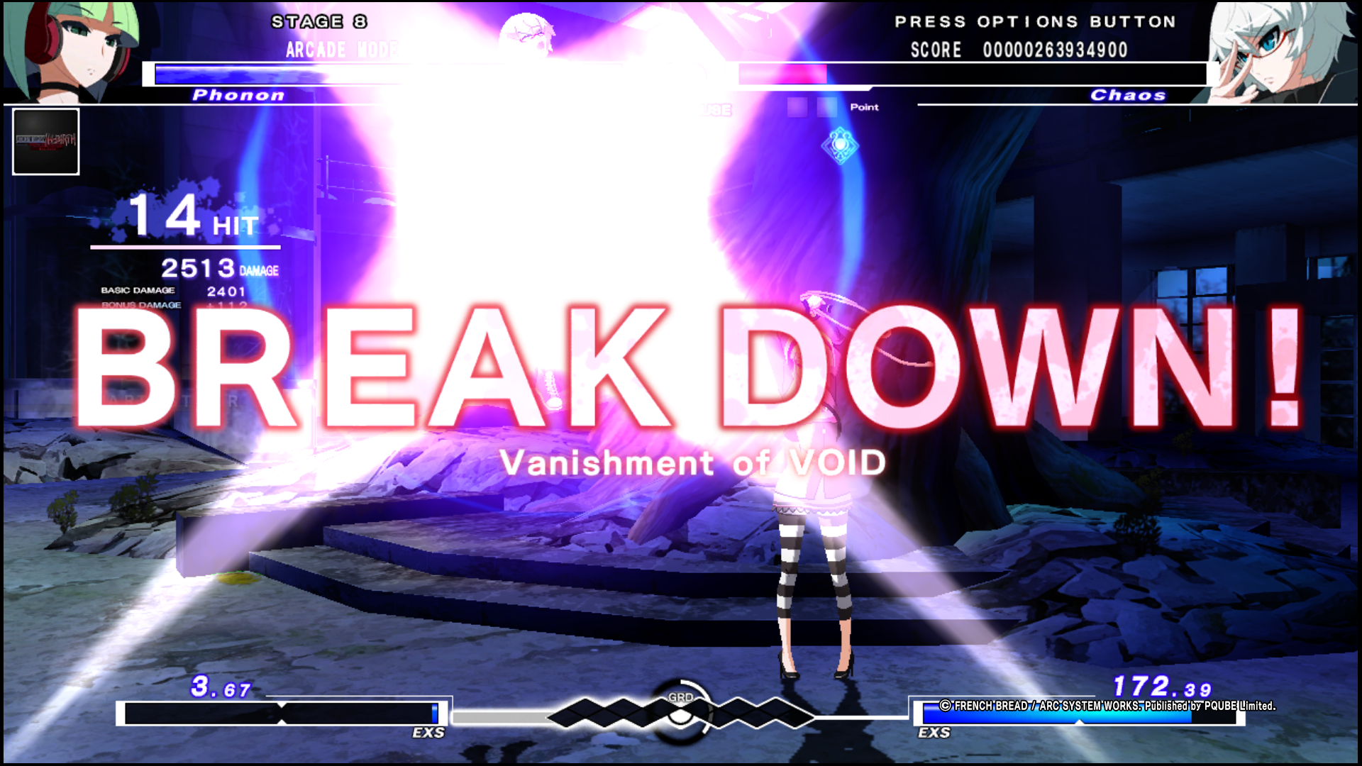 Under Night In-Birth Exe:Late[st] Review - GodisaGeek com