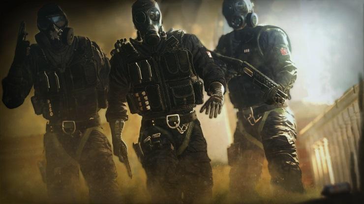 Ubisoft RS Siege