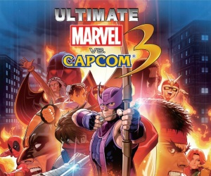 See Ultimate Marvel Vs. Capcom 3 Vita in Action in This New Video