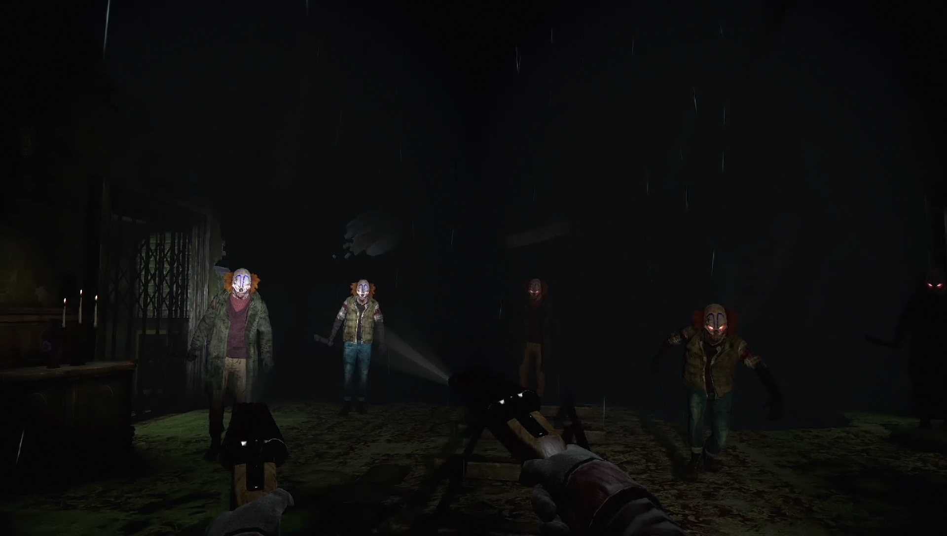 Until Dawn Rush of Blood screenshot