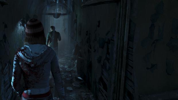 Until Dawn gameplay