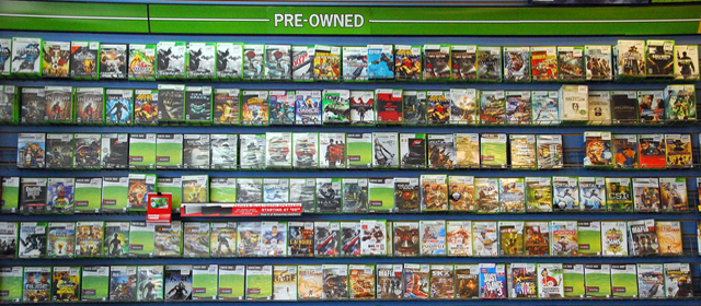Used Games Featured
