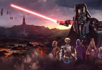 Vader Immortal Special Retail Edition