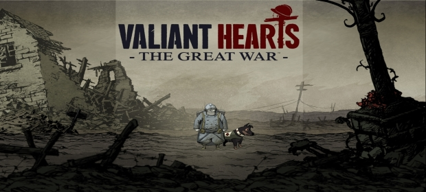 Valiant Hearts: The Great War Available Worldwide