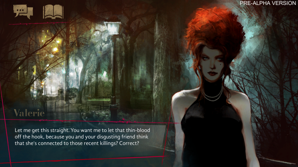 Brand New Gameplay Trailer For Vampire The Masquerade Coteries
