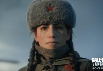 Call of Duty Vanguard arrives on November 5th
