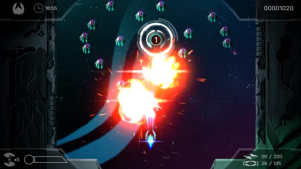 Velocity 2x Ship