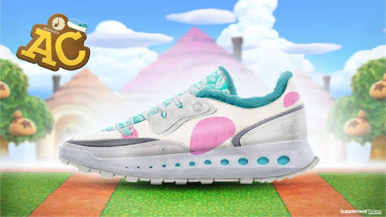 Video game sneakers
