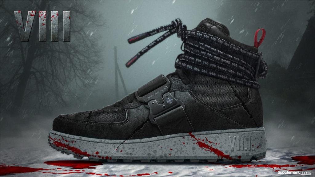 Video game sneakers2