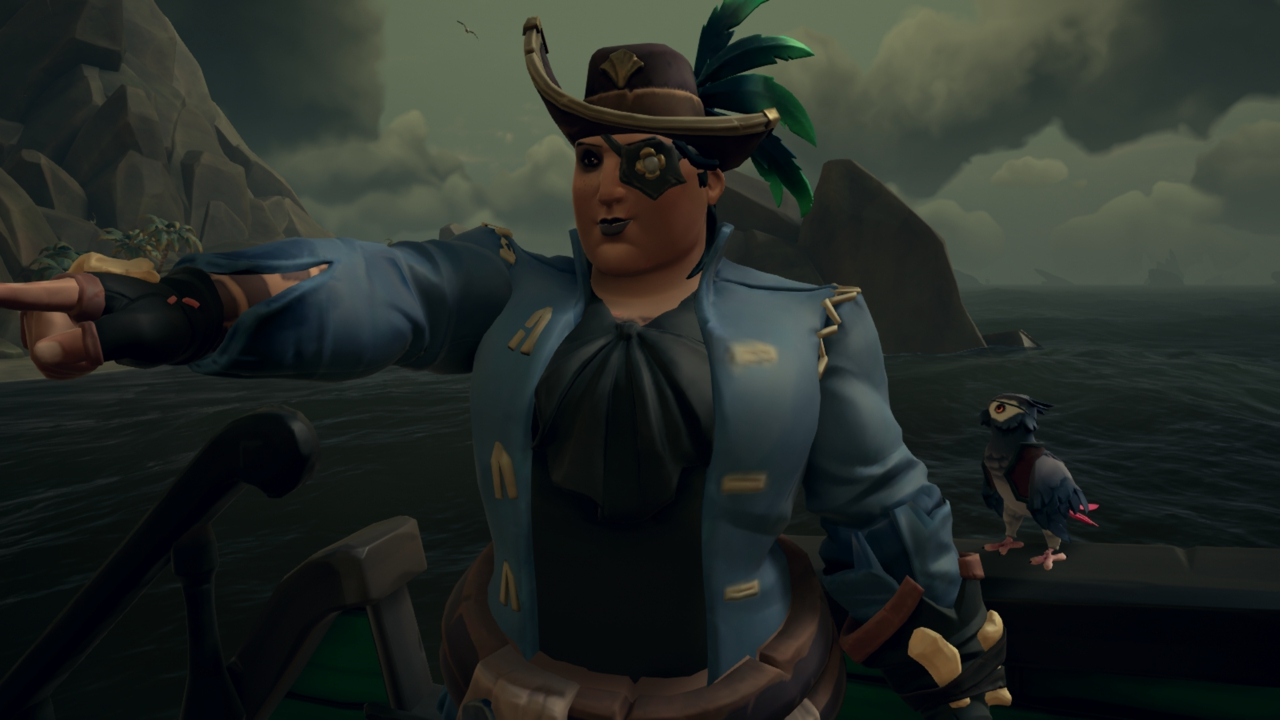 Why Sea Of Thieves Was Worthy Of My First Ever In Game Purchase Godisageek Com
