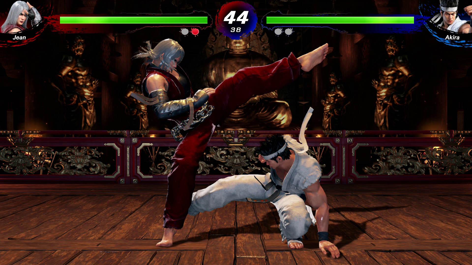 Virtua Fighter 5 Ultimate Showdown Akira
