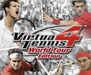 Virtua Tennis 4 World Tour Edition Launch Trailer for Vita