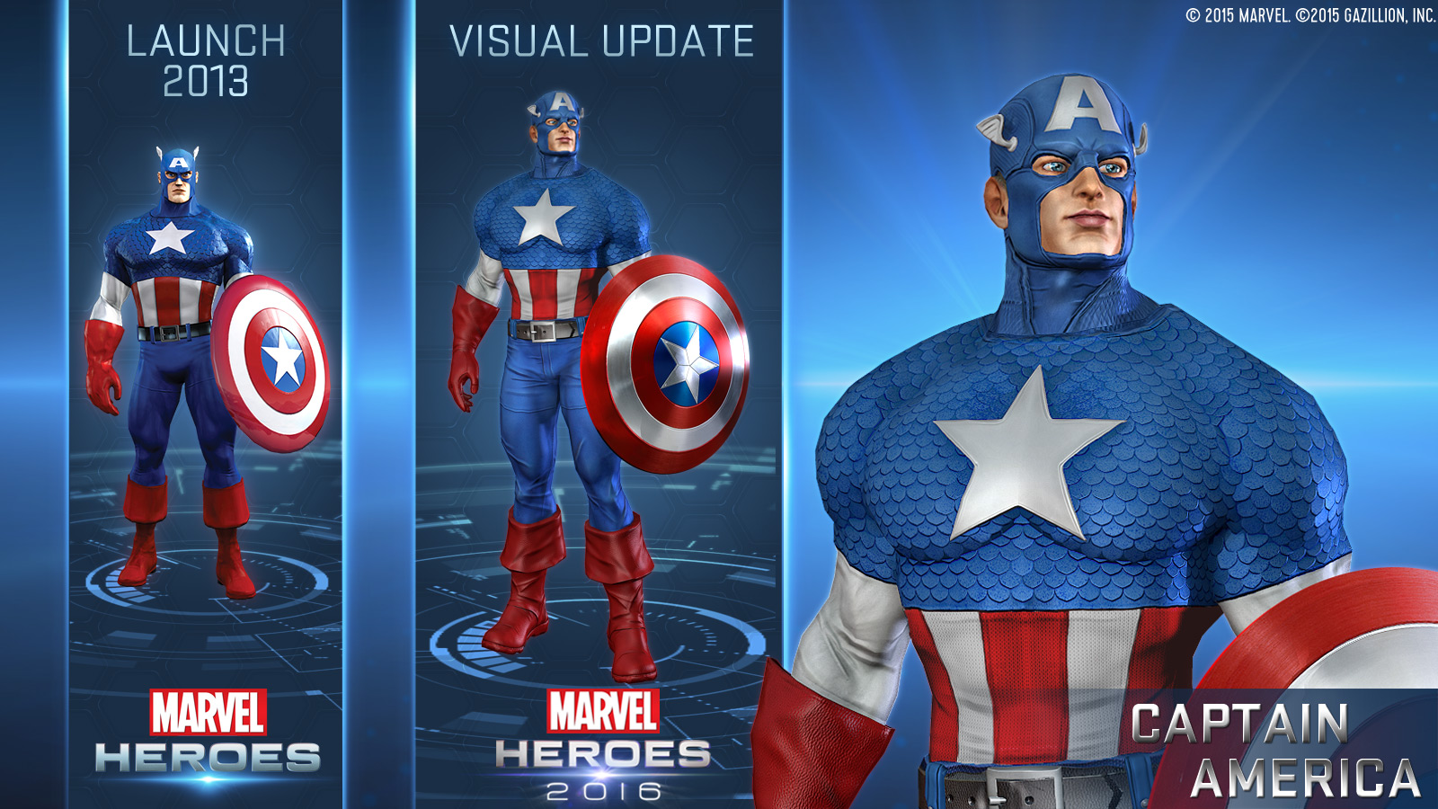 Marvel Heroes 2015 Upgrading to Marvel Heroes 2016