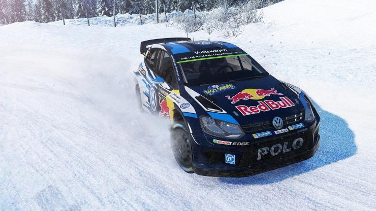 WRC 5 screenshot PC