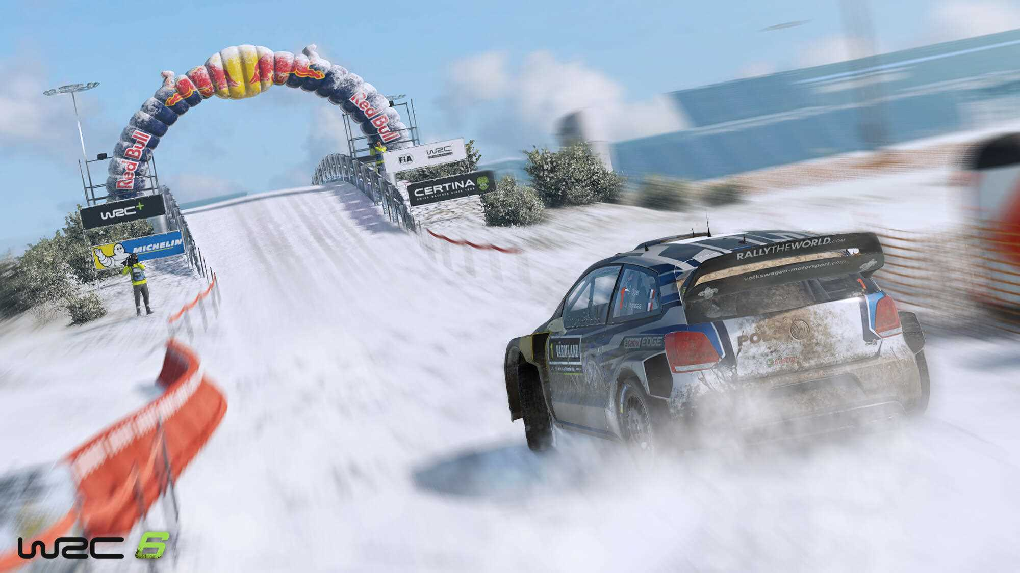WRC 6 releases on PC, PS4 and Xbox One