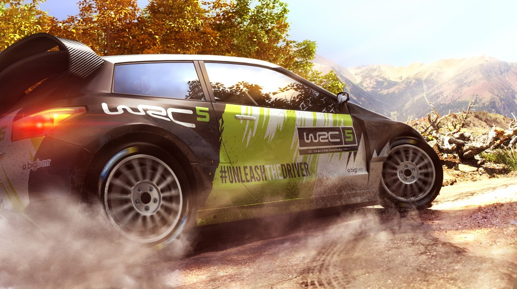WRC5 Drivers and Cars List Revealed with Release Date