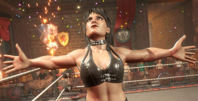 WWE 2K Battlegrounds Fourth Update News
