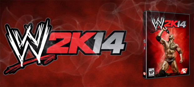 Create an Alternative Cover for WWE 2K14