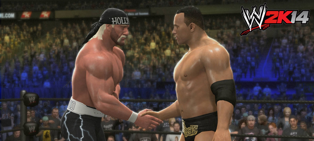 WWE 2K14 featured