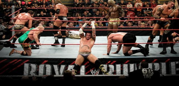 WWE Royal Rumble 620