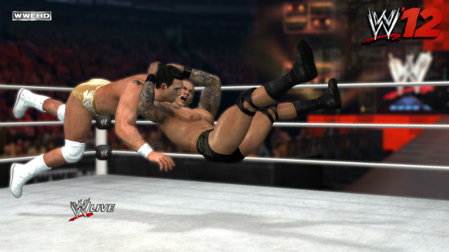 WWE '12 - Orton Finisher