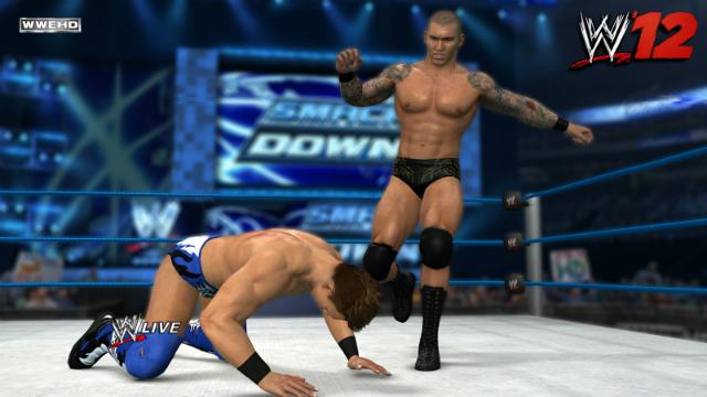 WWE '12 - Orton Punt