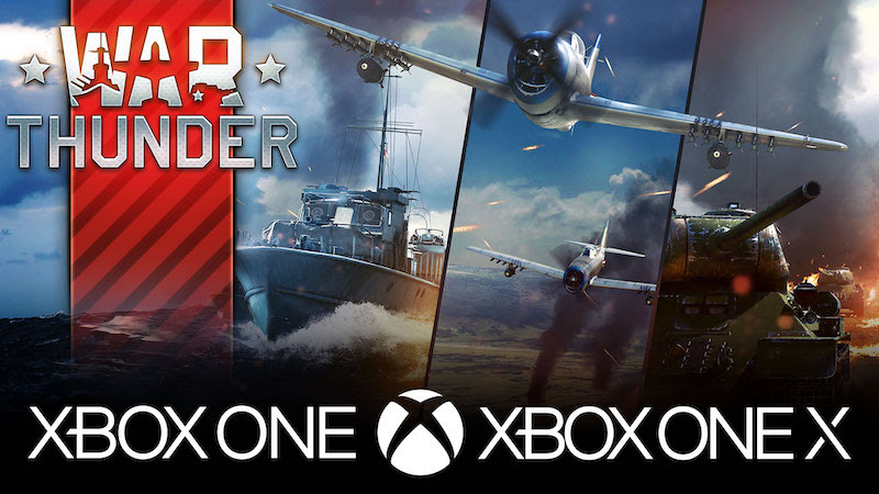 F2P title War Thunder gets keyboard and mouse support on