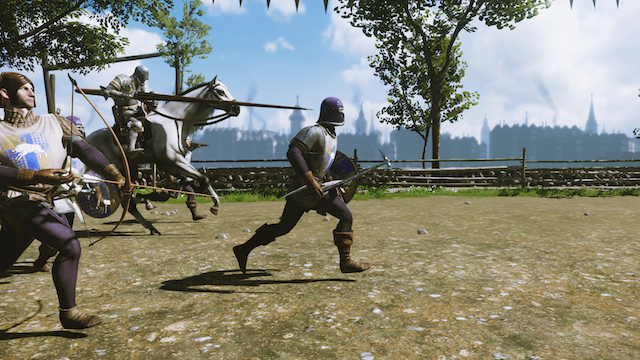 War of the Roses - Screenshot 01