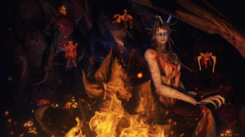 Warframe celebrates Halloween with Nights of Naberus event