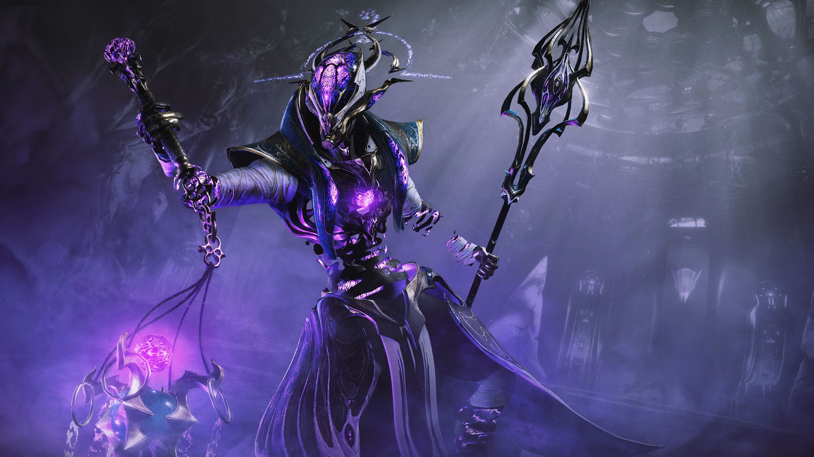 The Saint of Altra update for Warframe has landed